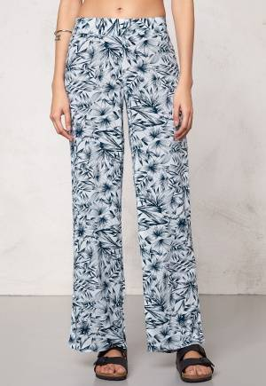 Make Way Harper Pants White / Blue / Patterned 34