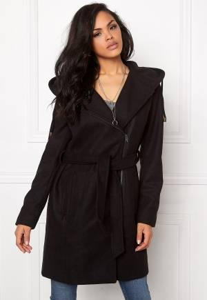 OBJECT Jolie Coat Black 34