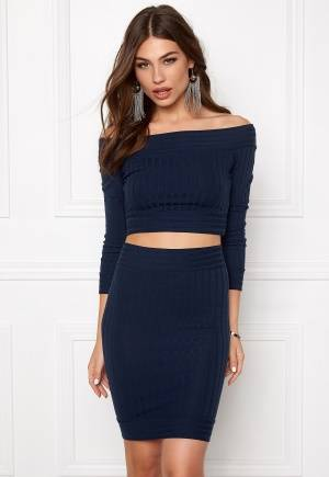 Make Way Ruby Top Midnight blue M