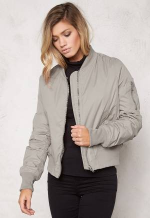 Rut & Circle New Kate Bomber Jacket Grey 42