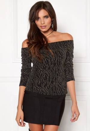 Sisters Point Nil-1 Top 001 Black/Gold XS