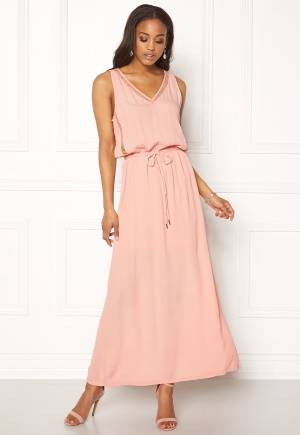 OBJECT Josephine s/l Maxi Dress Misty Rose 34