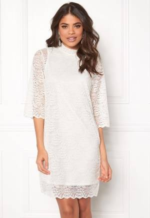 OBJECT Lacey 3/4 dress Gardenia M