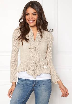 Odd Molly Top-Drawer Cardigan Porcelain S (1)