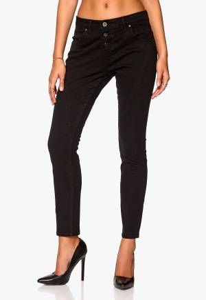 ONLY Lizzy Antifit Pant Musta 34/34