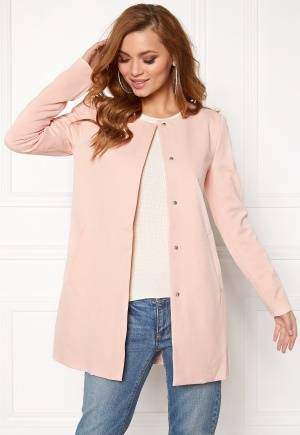 ONLY Sidney Lux Spring Coat Peach Whip L