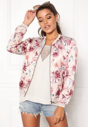 ONLY Zircon L/S Bomber Pink Tint 38