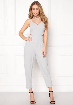 Rut & Circle Dessia Jumpsuit 218 Grey L