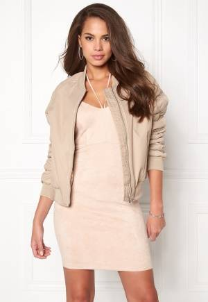 Rut & Circle Kate Quilt Sleeve Bomber Sand 38