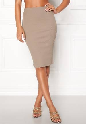 Rut & Circle Lilja Skirt Clay Gray XS (34)