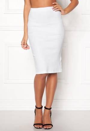 Rut & Circle Lilja Skirt White S (36)
