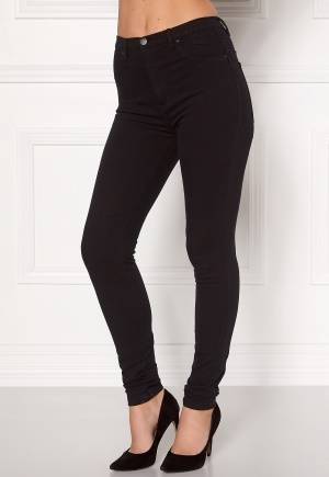 Rut & Circle Olivia Black High Jeans 001 Black 36L