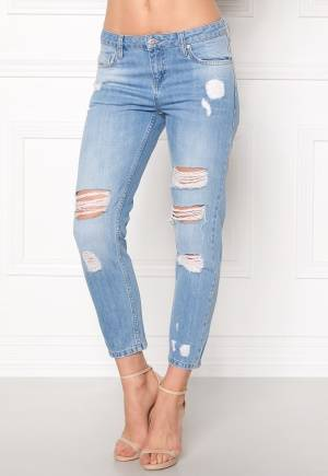 Rut & Circle Victoria Girlfriend Jeans LT Wash XS (34)