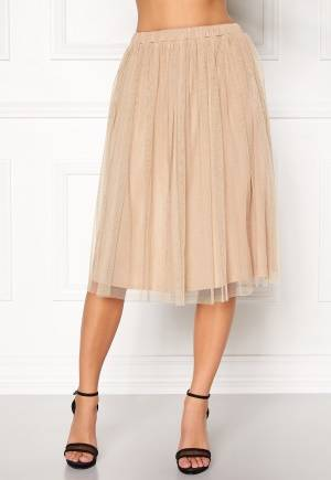 Sisters Point Noodle Skirt Stone/Gold XL