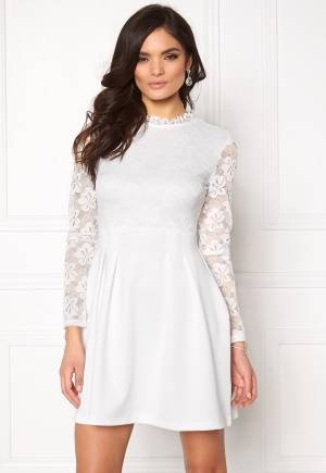 Sisters Point WD-22 Dress Cream M