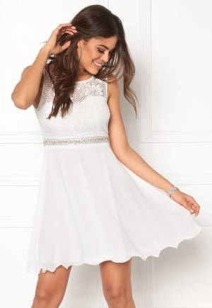 Sisters Point WD-30 Dress Cream S