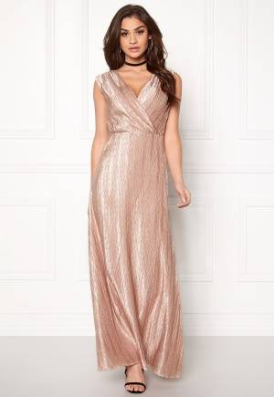 VERO MODA Lizzie Wrap Maxi Dress Rose Dust XS