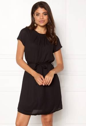 VERO MODA Nelli S/S Short Dress Black L
