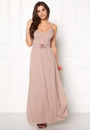 VERO MODA Tia Corsage Maxi Dress Rose Dust S