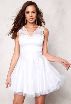 Sisters Point WD-12 Dress White M