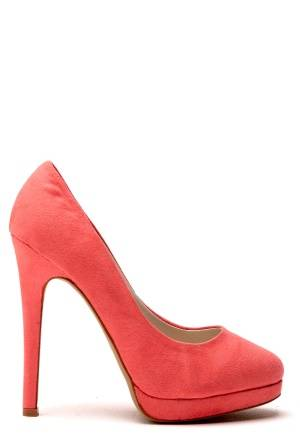 Shoes By Teddy Jane Blusher 40