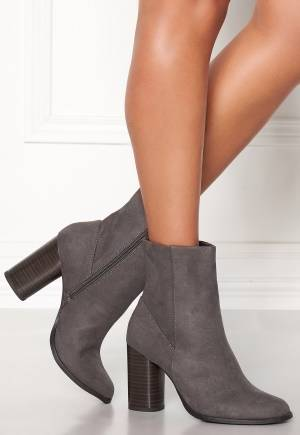 New Look Audrey Cylindrical High Mid Grey 39 (UK6)