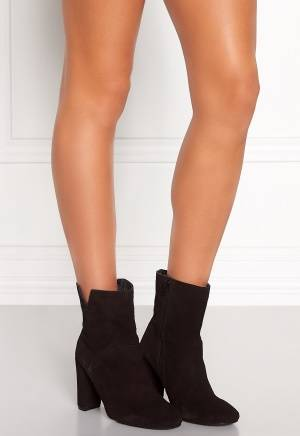 VERO MODA Siwie Leather Boot Black 40