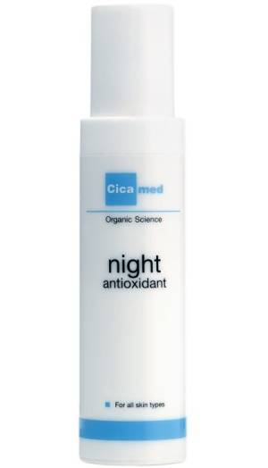 Cicamed Organic Science Night Antioxidant  One Size