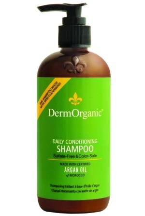 DermOrganic Daily Conditioning Shampoo 350ml  One Size