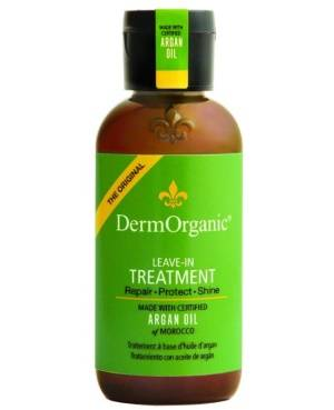 DermOrganic Leave-in Hair Treatment   One Size