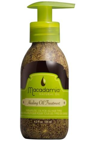 Macadamia Natural Oil Macadamia Healing Oil Treatment (125ml)  One Size