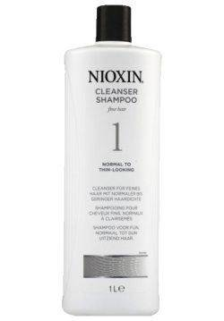 Nioxin System 1 Cleanser 1000 ml  One Size