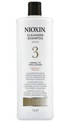 Nioxin System 3 Cleanser 1000 ml  One Size
