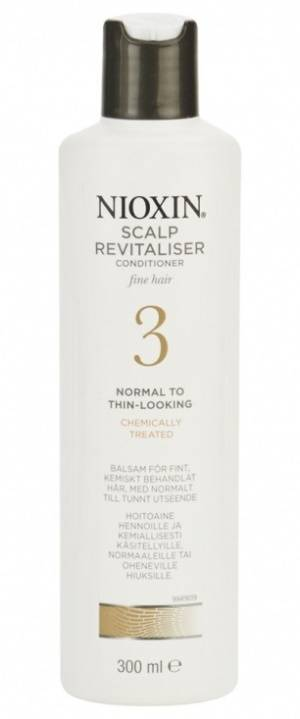 Nioxin System 3 Scalp Revitaliser 300 ml  One Size