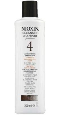 Nioxin System 4 Cleanser 300 ml  One Size