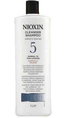 Nioxin System 5 Cleanser 1000 ml  One Size