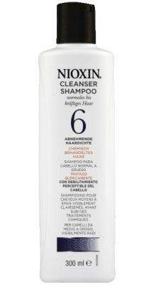 Nioxin System 6 Cleanser 300 ml  One Size