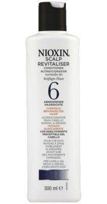 Nioxin System 6 Scalp Revitaliser 300 ml  One Size