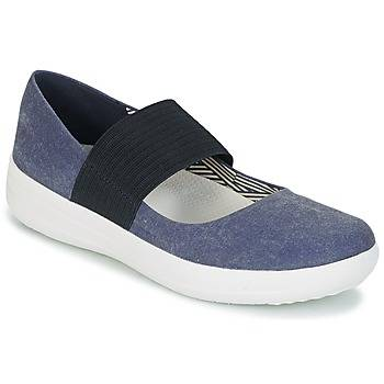 FitFlop Balleriinat FSPORTY MARY JANE CANVAS