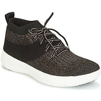 FitFlop Kengät UBERKNIT SLIP-ON HIGH TOP SNEAKER
