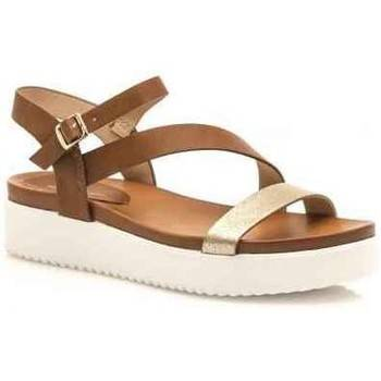 MTNG Sandaalit SANDALIAS MUJER 50083-C40895 FERRY CHAMPAGNE