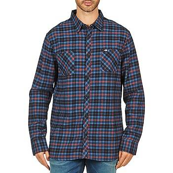 Rip Curl Pitkähihainen paitapusero OBSESSED CHECK FLANNEL L/S SHIRT