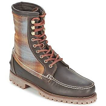 Timberland Kengät AUTHENTICS 8 IN RUGGED HANDSEWN F/L BOOT