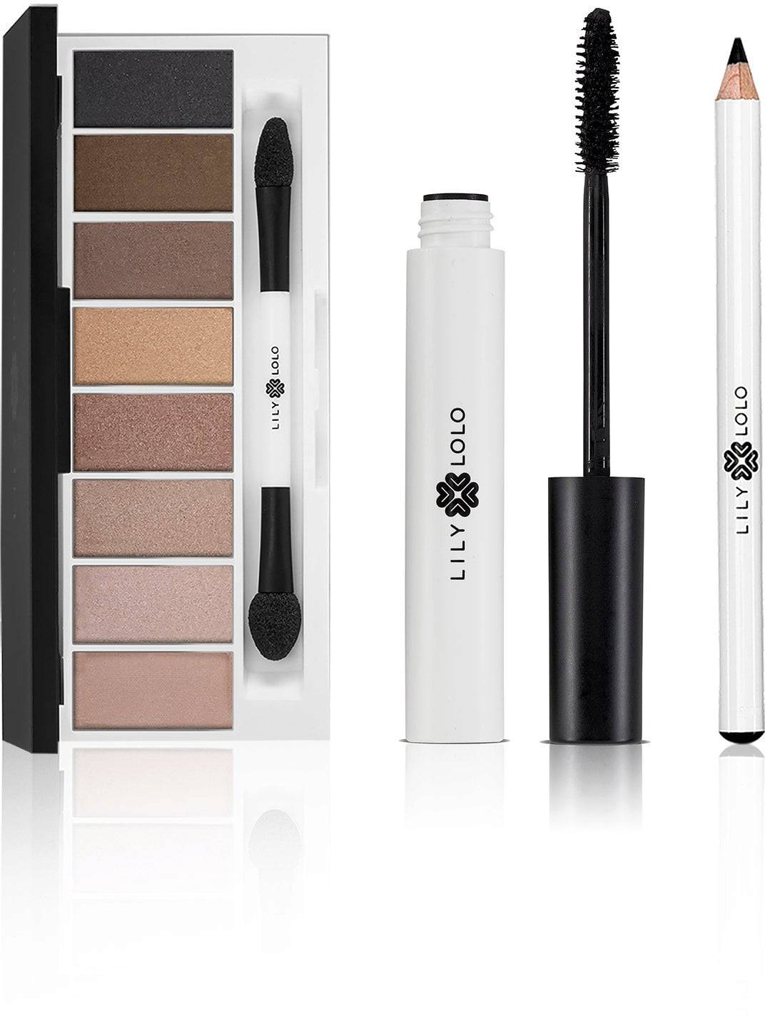 Lily Lolo Iconic Eye Collection - 1 setti
