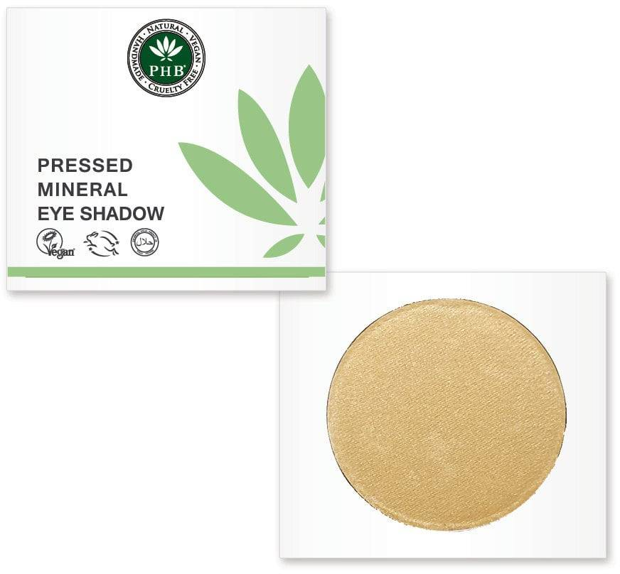 PHB Ethical Beauty Pressed Mineral Eye Shadow - Almond