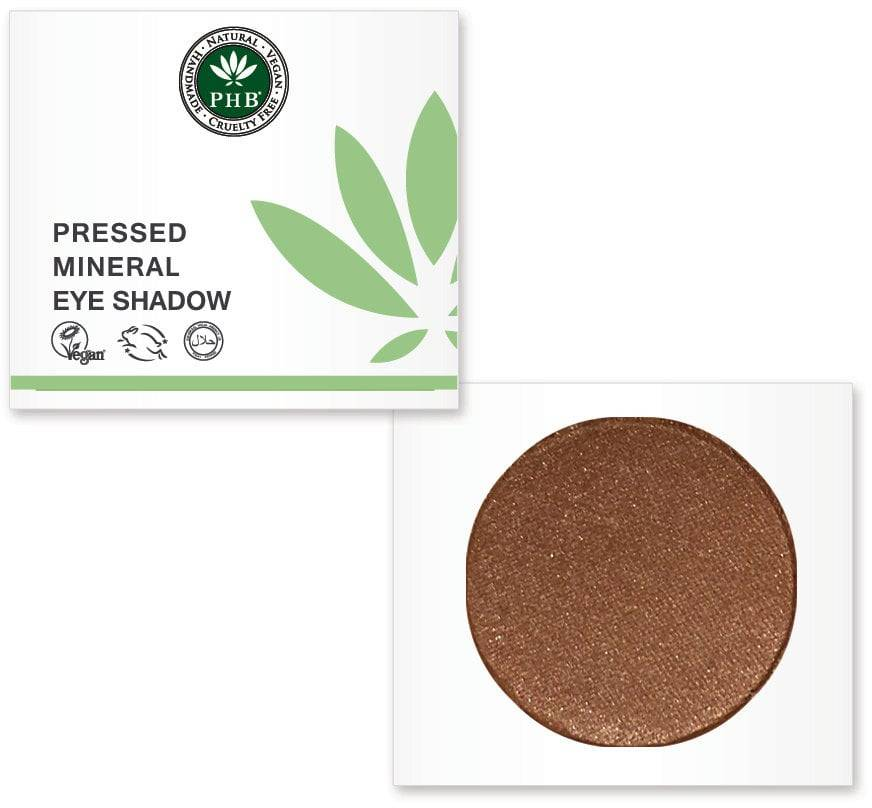 PHB Ethical Beauty Pressed Mineral Eye Shadow - Chestnut