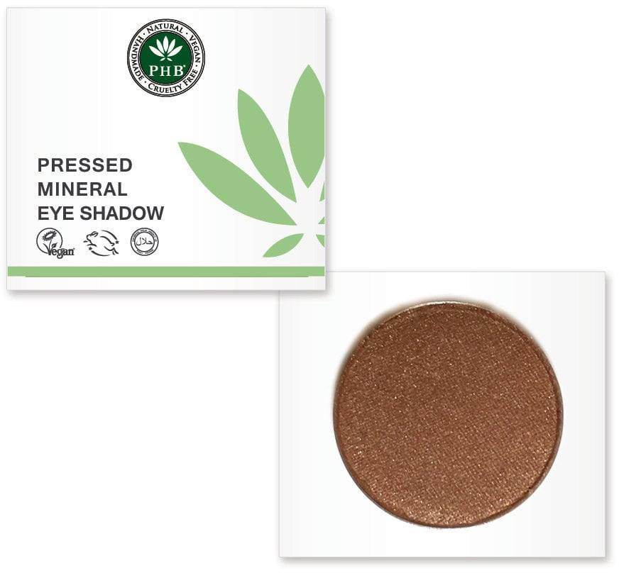 PHB Ethical Beauty Pressed Mineral Eye Shadow - Chocolate