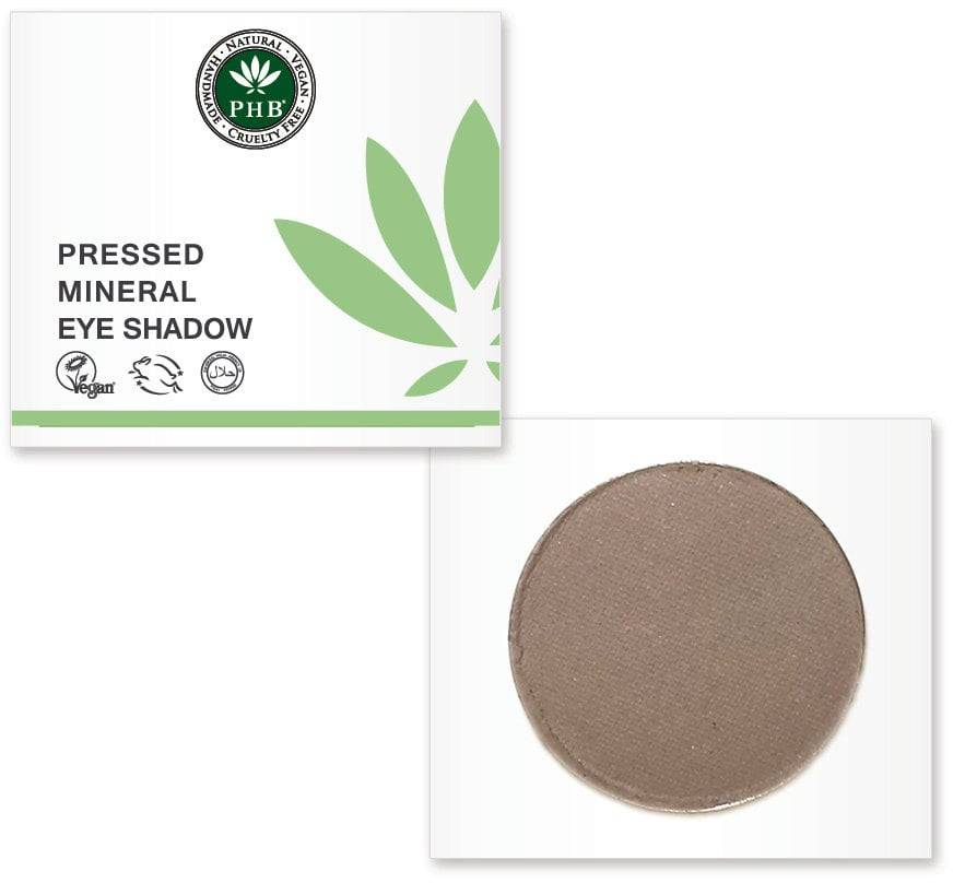 PHB Ethical Beauty Pressed Mineral Eye Shadow - Dove Grey