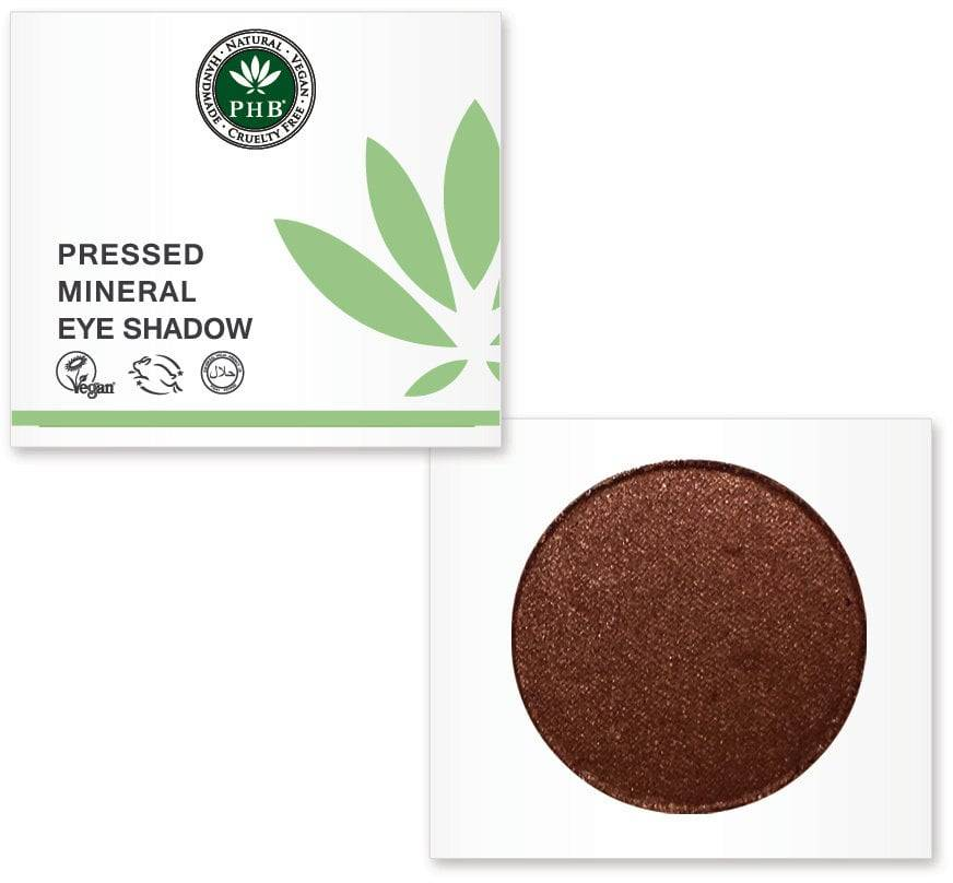 PHB Ethical Beauty Pressed Mineral Eye Shadow - Espresso