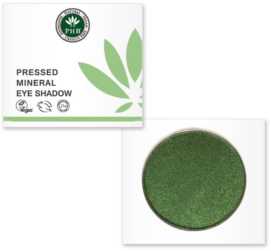 PHB Ethical Beauty Pressed Mineral Eye Shadow - Forest
